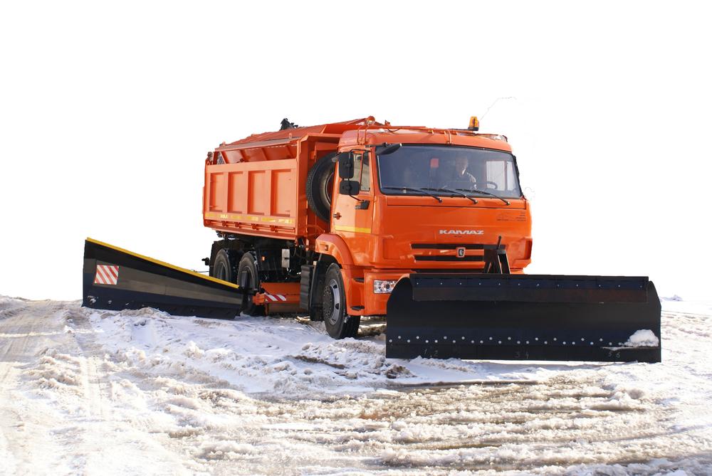 КДМ — Комбинированные дорожные машины